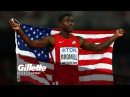 Sprint Training with Trayvon Bromell Gillette World Sport