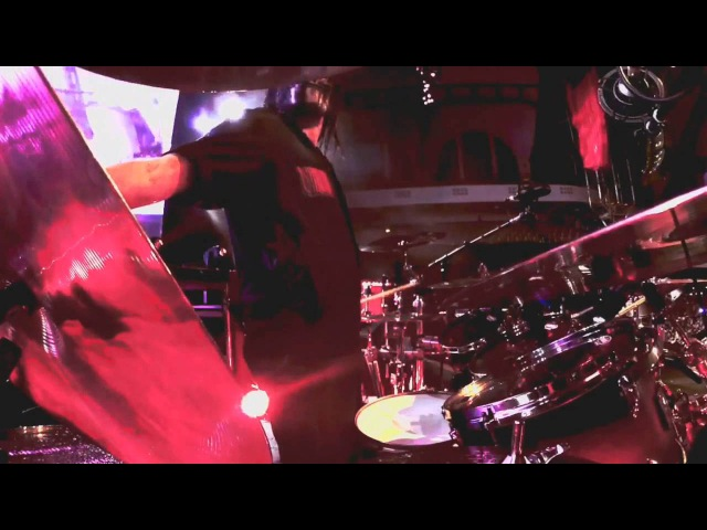 Jay Weinberg - Spit It Out (Drum Cam) 2016