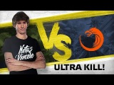 WATCH FIRST Ultra kill by Dendi vs TNC @ The International 6