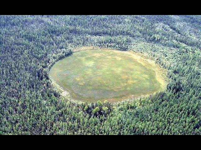 Тунгусский метеорит.Новые гипотезы учёных.С точки зрения науки