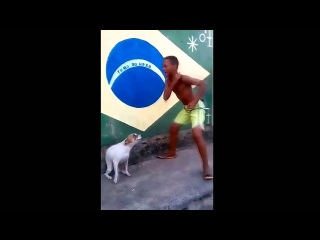Прикол. Уже вся Бразилия танцует под новый ремикс Andi Vax'а! ))