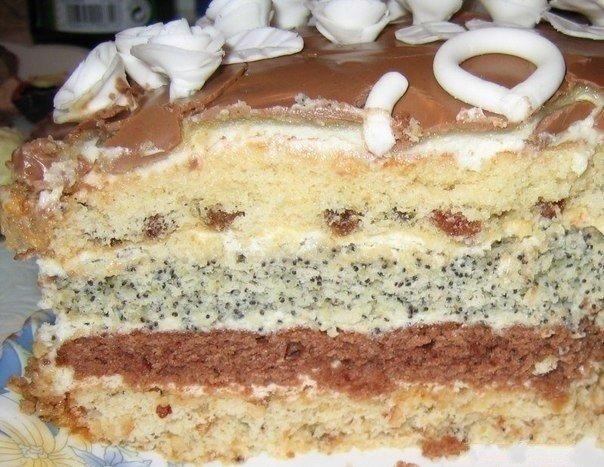 Торт проще простого