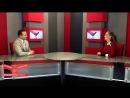 Синоптик Л.Беладонова о погоде, климате и гидрометслужбе Украины (14.01.2016)