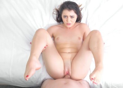 Soaked Teen Pussy