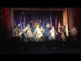Инсценировка песен о Москве Побратимы 2 смена 2016