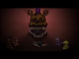 MiatriSs - Five Nights At Freddys 4 Song - FNAF 4 Original Song Animation (RUS)