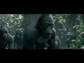 Приключенческий экшн «Тарзан. Легенда» в кино летом 2016 года!