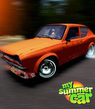 Моды для My summer car   ВКонтакте a7a703f6024