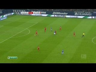Шальке 04 - Бавария Мюнхен (1 тайм) НТВ+ Футбол 3