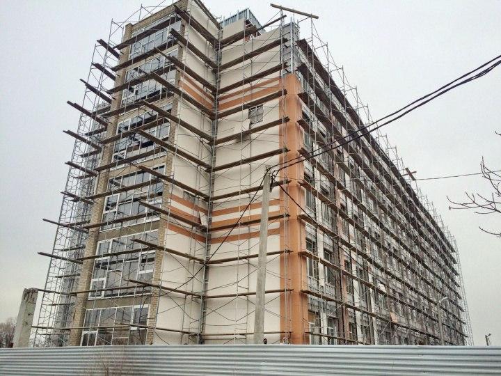 В столице Карачаево-Черкесии идет активное строительство нового здания онкологического диспансера