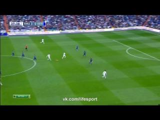 Реал Мадрид 4:0 Хетафе | Гол Роналду