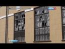 В здании Мосэнерго на Садовнической улице выбило все окна