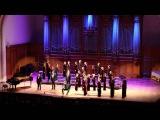 Пьяццолла-Libertango-Камерный хор Московской консерватории,партия баянаМихаил Бурлаков