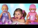 ✿ Кукла БЕБИ БОРН Как Живой Ребенок!!! Обзор Куклы Doll Baby Born Review Unboxing Dolls Toys