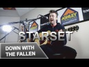 Starset Performs 'Down With The Fallen' in the Ashley Furniture Hangout Lounge