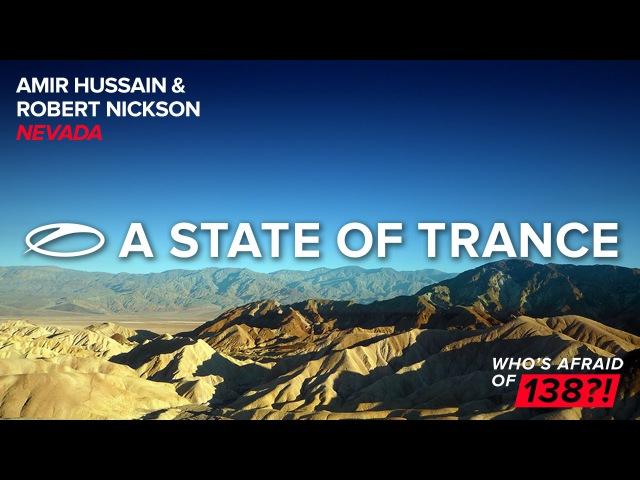 Amir Hussain Robert Nickson - Nevada (Original Mix)