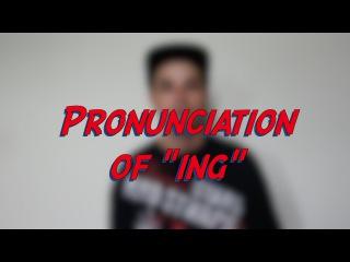 Pronunciation of