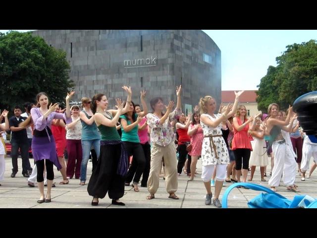 FLASHMOB Bollywood-Dance Wien