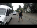 В Николаеве водитель маршрутки под кайфом разнес 5 автомобилей