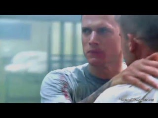 Dominic Purcell/Wentworth Miller