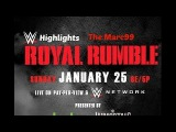 WWE Royal Rumble 2015 Highlights