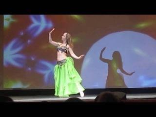 3 Межрегиональный фестиваль восточного танца Жемчужная нить. Корсакова Елена