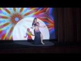 Корсакова Елена 3 Межрегиональный фестиваль восточного танца Жемчужная нить