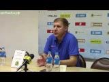 Сергей Передня о матче: