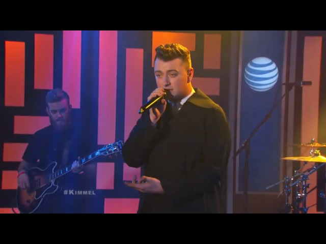 Sam Smith Performs 'Money On My Mind' HD 10 04 2014