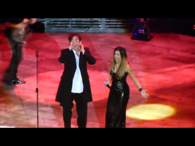 Григорий Лепс и Ани Лорак Зеркала Live 08 03 2014 public53281593