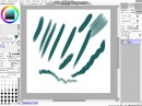Как создать кисть в Paint tool SAI