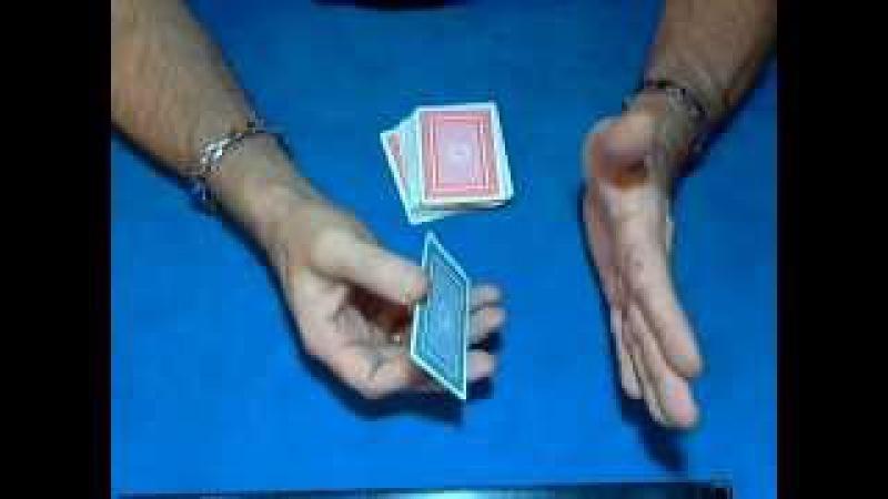 Trikovi sa kartama NAJBOLJI TRIK NA SVIJETU izvođenje i OBJAŠNJENJE