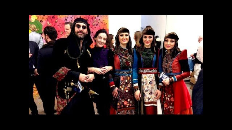 Kakhaberi da Khanumebi Jinveloi კახაბერი და ხანუმები საახალწლო 2014