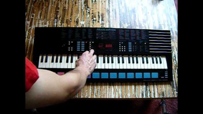 Lofi Tip - Hidden Monosynth Mode on Yamaha pss-480 pss-580 pss-680 pss-780