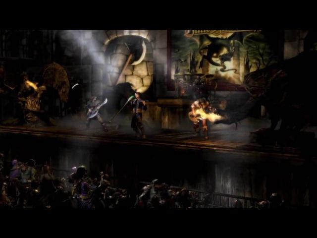 Sacred 2 Soundtrack - Blind Guardian [Concert]