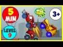 FineBabyTV - Мультик ИГРА для детей про МАШИНКИ МАШИНА ест МАШИНУ 5 FineTV - FineBabyTV