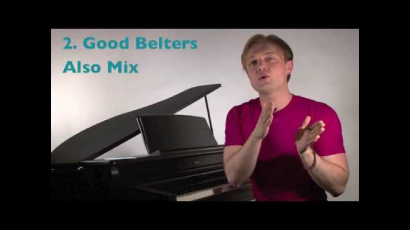 Healthy Belting Voice Lessons To The World техника бэлтинг