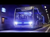 Mercedes Autonomously Driving City Bus of the Future
