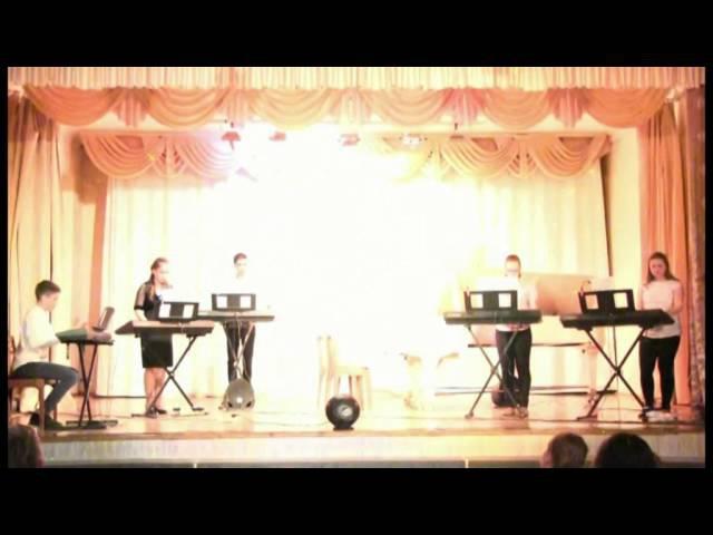 Я.Лусенс - Пасифик исп. анс.синтезаторов рук. А.А.Серов