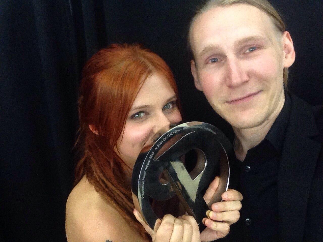IAMTHEMORNING получили премию Progressive Music Awards в номинации Альбом года