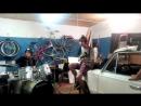 Репетиция Gwen Columbine x BerryShop 3