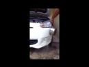 Как выправить вмятину на машине кипятком
