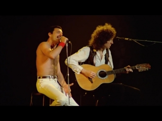 Queen Love Of My Life (Live Rock Montreal HD)