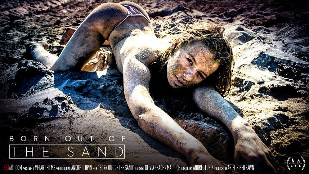 WOW Born Out Of The Sand # 1