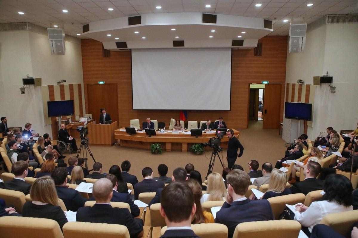 В Москве обсудили инициативу молодых калужских парламентариев