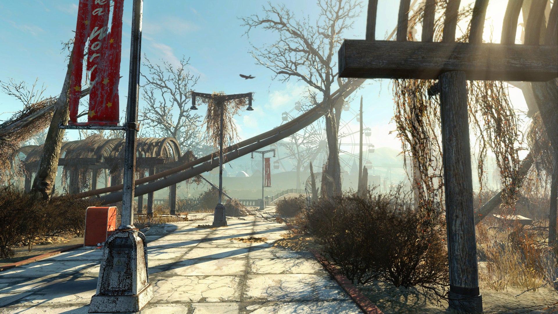 В Steam появилась страница 6 дополнения для Fallout4