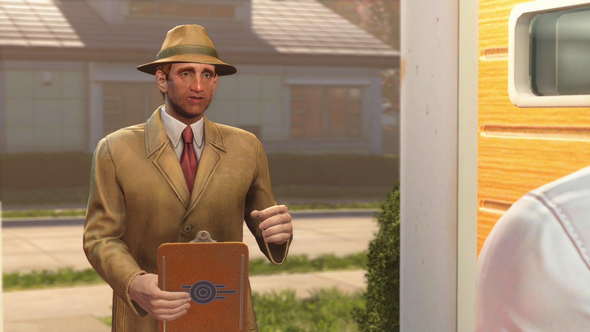 Тодд Говард на Е3 2016 признал что диалоги в Fallout4 оказались не очень удачные.