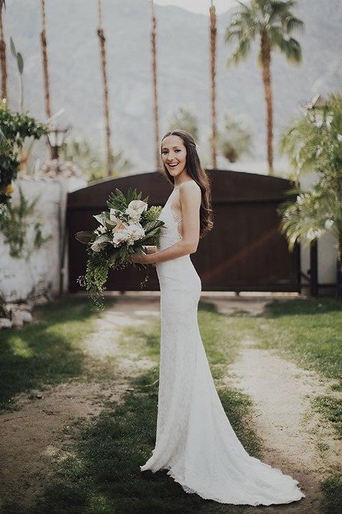 zTmmKAbNnMo - История одной свадьбы с далекого берега (34 фото)