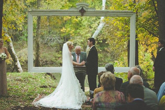 n7IvZEEJb0Y - Арка для выездной свадебной регистрации брака (6 фото)