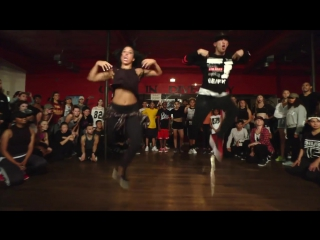 Matt Steffanina Choreography   The Chainsmokers - Don't Let Me Down